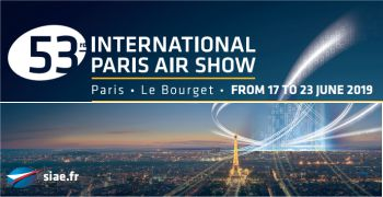 Salon Paris Air Show Bourget